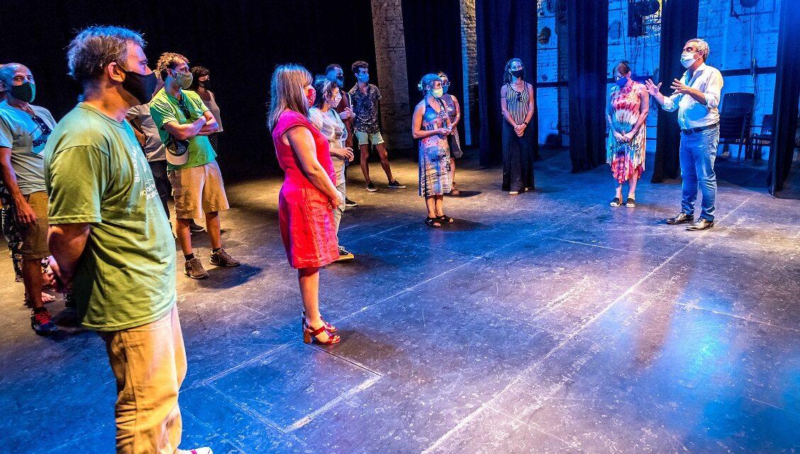 Salas de teatro presentarán sus obras en La Comedia