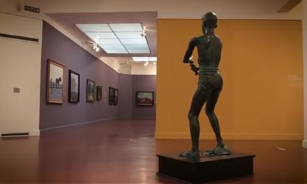 Abren los museos de la ciudad con público