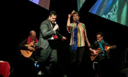 Canciones al borde, homenaje a Almodóvar