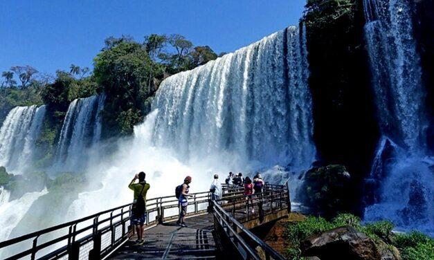 El turismo crece en el Parque Nacional Iguazú
