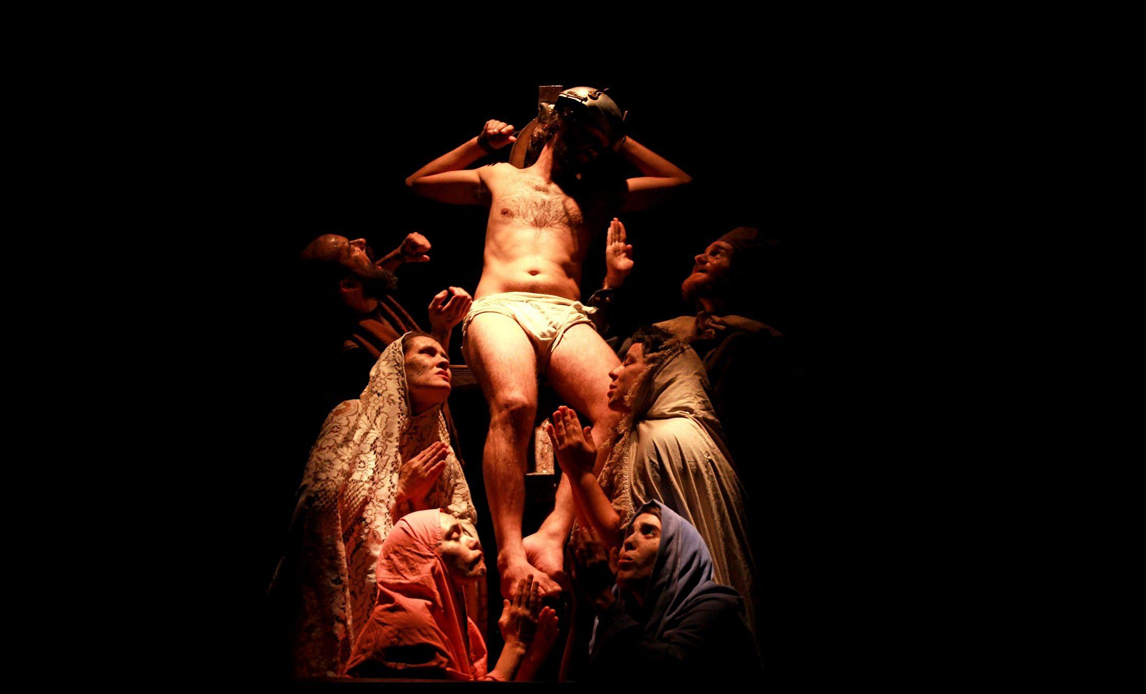 El Teatro del Rayo estrena La Corte de Los Milagros