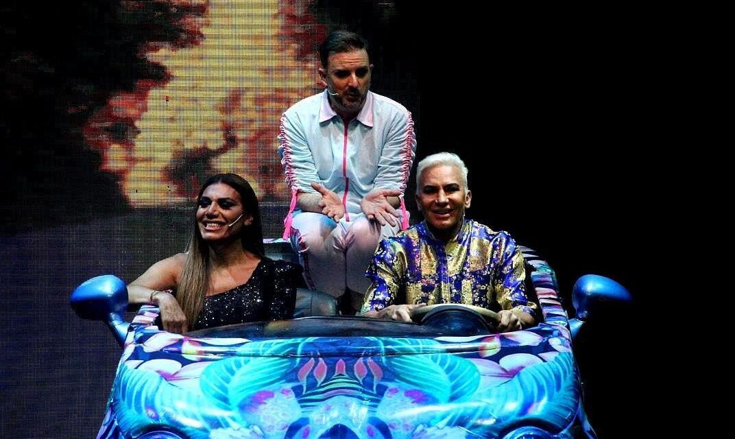 La exitosa obra Tres empanadas llega a Rosario
