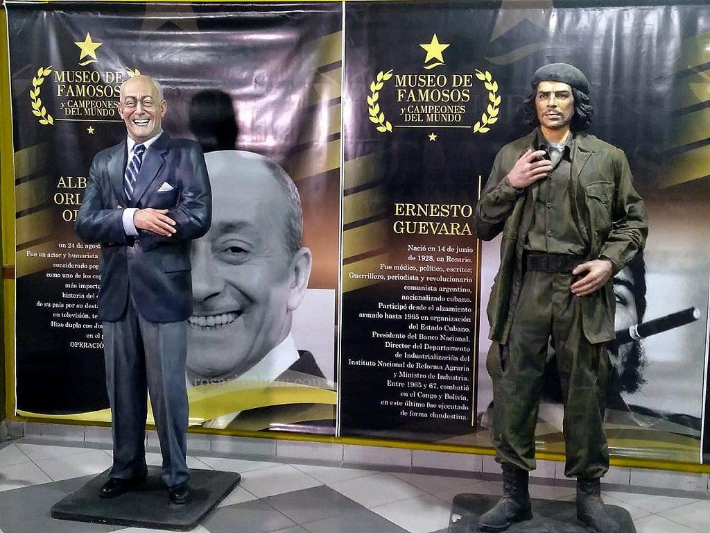 Rosario tiene su Museo de los Famosos y los Campeones del Mundo