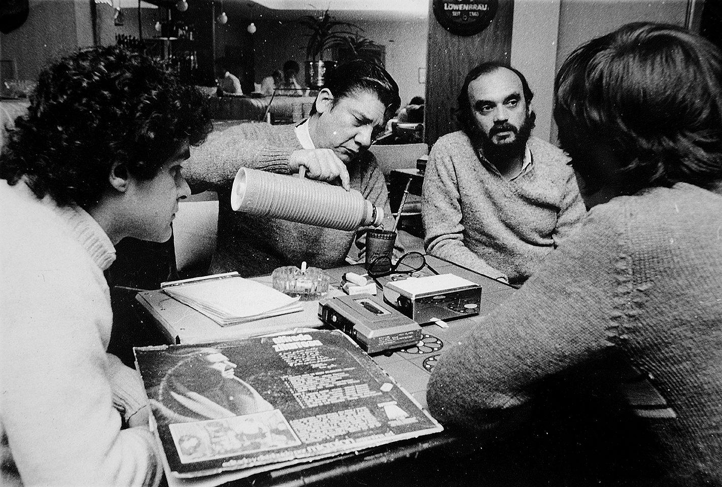Muestra virtual Material de Archivo de Alejandro Lamas