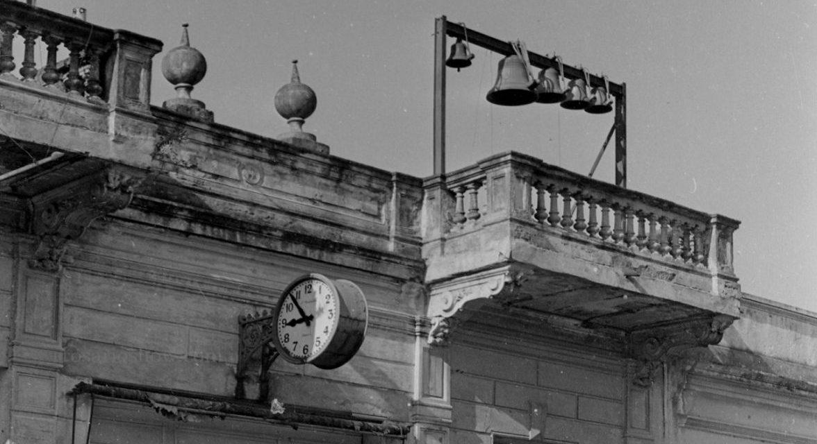 El Museo de la Ciudad recibe un antiguo reloj y campanario
